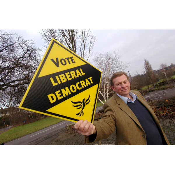 Jerry Roodhouse - Vote Liberal Democrat