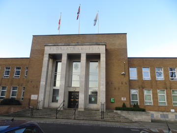 Rugby Town Hall