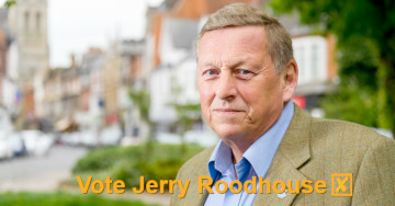 Vote Jerry Roodhouse
